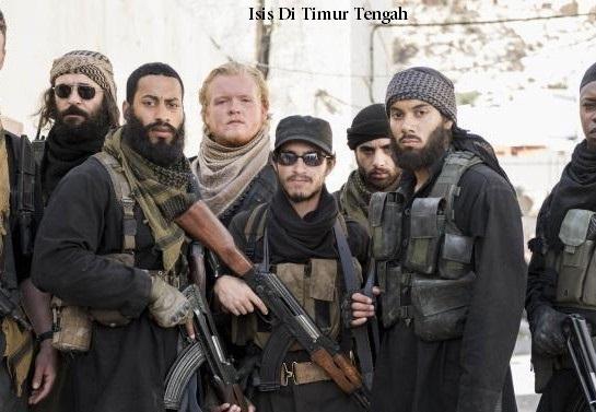 Akhir Perjalanan Isis Di Timur Tengah
