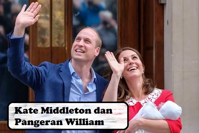 Kate Middleton dan Pangeran William