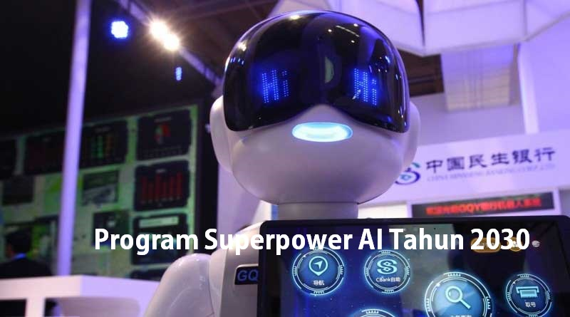 Program Superpower AI Tahun 2030